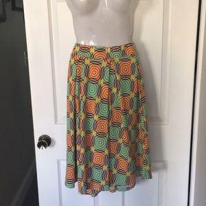 "New! Lularoe ""Madison"" Pleated Skirt ✨w/ pockets✨"